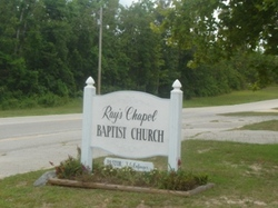 Rays Chapel Baptist Church Cemetery