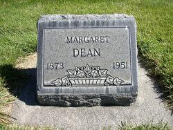 Margaret <I>Crosbie</I> Dean