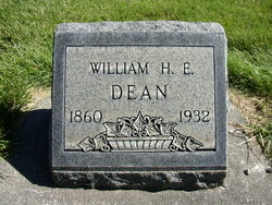 William Henry Edgar Dean