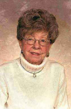"Bernice E. ""Bee"" <I>Egre</I> Samek"