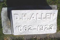 Darius Hamilton Allen