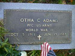 Otha C. Adams