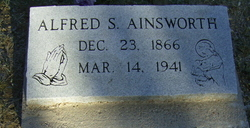 Alfred Sebaston Ainsworth