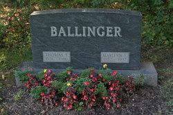 Marilyn L. <I>Guy</I> Ballinger