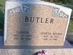 Gibbon Francis Butler