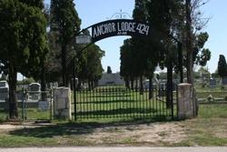 Anchor Masonic Lodge Cemetery