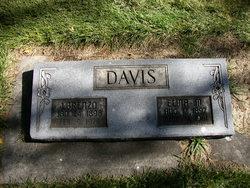 Elma Margarette <I>Isenburg</I> Davis