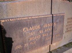 Claude Jensen