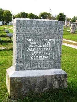 Ralph C Curtiss
