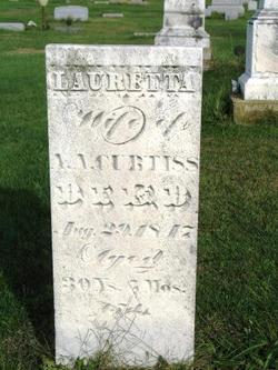 Lauretta <I>Lyman</I> Curtiss