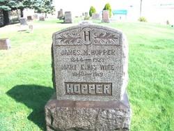 Mary Ethelda <I>Brittain</I> Hopper
