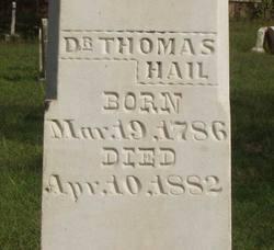 Dr Thomas Hail