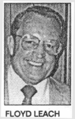 Floyd Leach