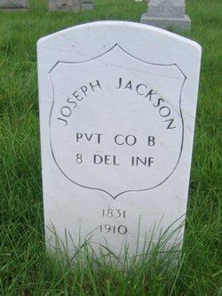 Pvt Joseph Jackson