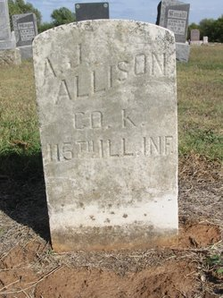 Pvt Jacob A. Allison
