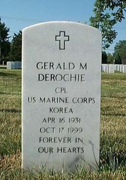 Gerald M Derochie
