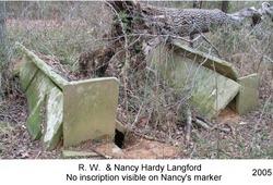 Nancy <I>Hardy</I> Langford