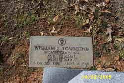 William F Townsend