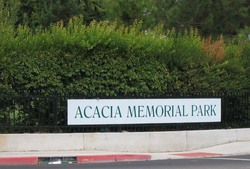 Acacia Memorial Park