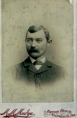 William John Foreman