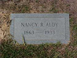 Nancy R. <I>Keen</I> Aldy