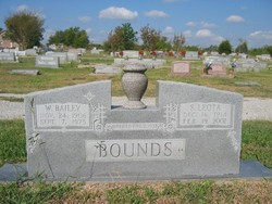 William Bailey Bounds