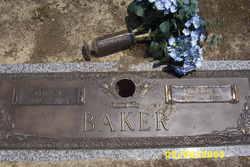 Allie L <I>Ezzell</I> Baker