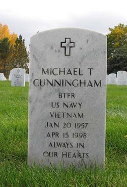 Michael T Cunningham