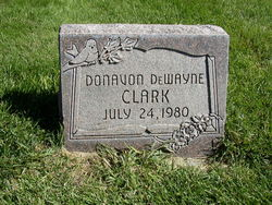 Donavan DeWayne Clark
