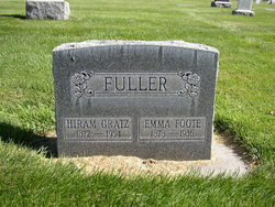 Emma <I>Foote</I> Fuller