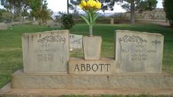 Rosa Leanora <I>Gardner</I> Abbott