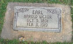 Harold Victor Earl
