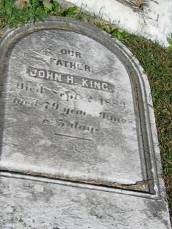 John H. King
