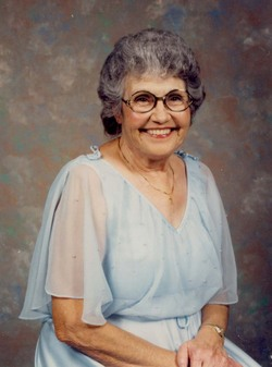 Pauline Alice <I>Bagwell</I> Waldrop