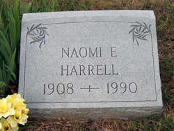 Naomi E. <I>Gamble</I> Harrell