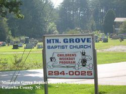 Mountain Grove Church Cemetery