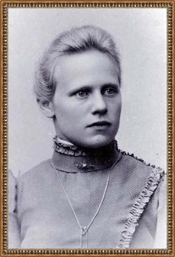 Hanna Charlotta <I>Selander</I> Pettersson