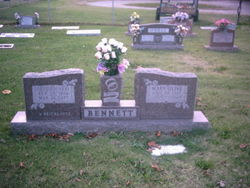 Mary Olive <I>Lillard</I> Bennett