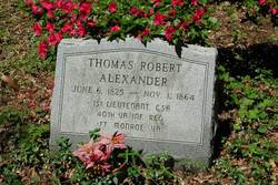 Thomas Robert Alexander