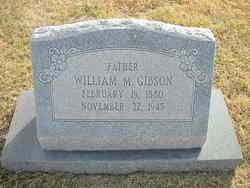 William M. Gibson