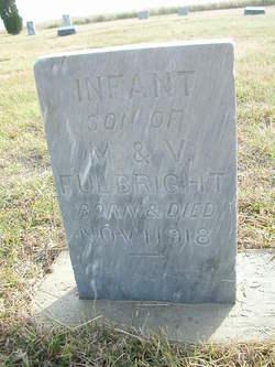 Infant Son Fulbright