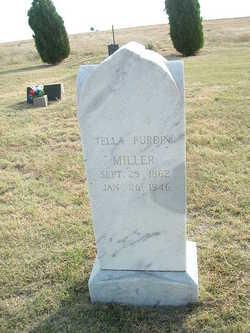 Tella <I>Purdin</I> Miller