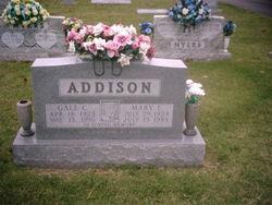 Mary Ellen <I>Chastain</I> Addison