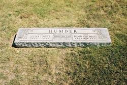 Louisa <I>Lovett</I> Humber