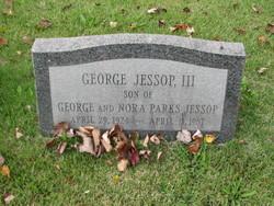 George Jessop, III