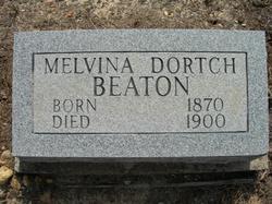 Melvina <I>Dortch</I> Beaton