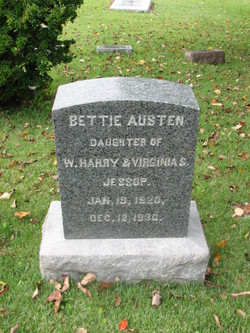 Bettie Austen Jessop