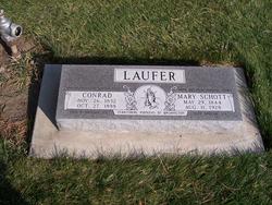 Mary <I>Schott</I> Laufer
