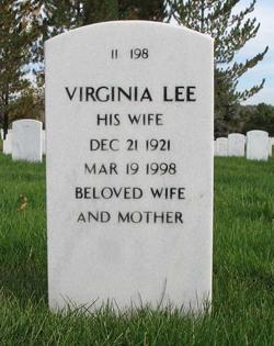 Virginia Lee Cummins