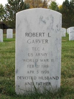 Robert L Garver
